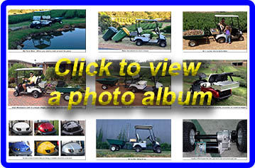 View an image aslbum of the My Farm Mate electric multi-purpose cart